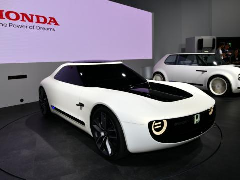 Cutting edge concepts at Tokyo Motor Show 2017