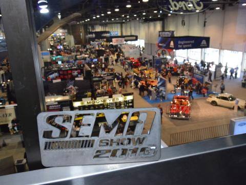 Top five picks from SEMA show 2016