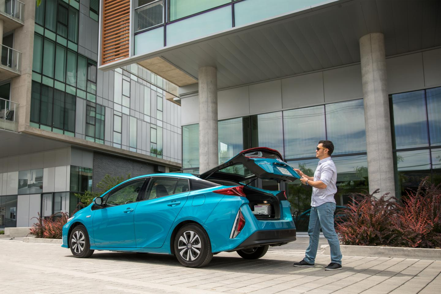 The New Prius Prime at OpenRoad Toyota