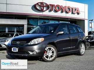 2006 Toyota Matrix 5-door FWD 5M