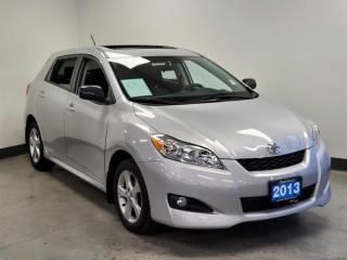 2013 Toyota Matrix FWD 4A