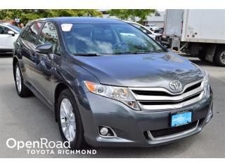 2013 Toyota Venza 4CYL 6A