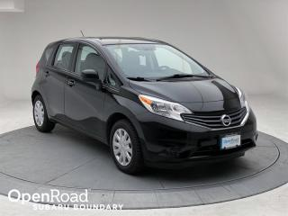 2014 Nissan Versa Note S MANUAL