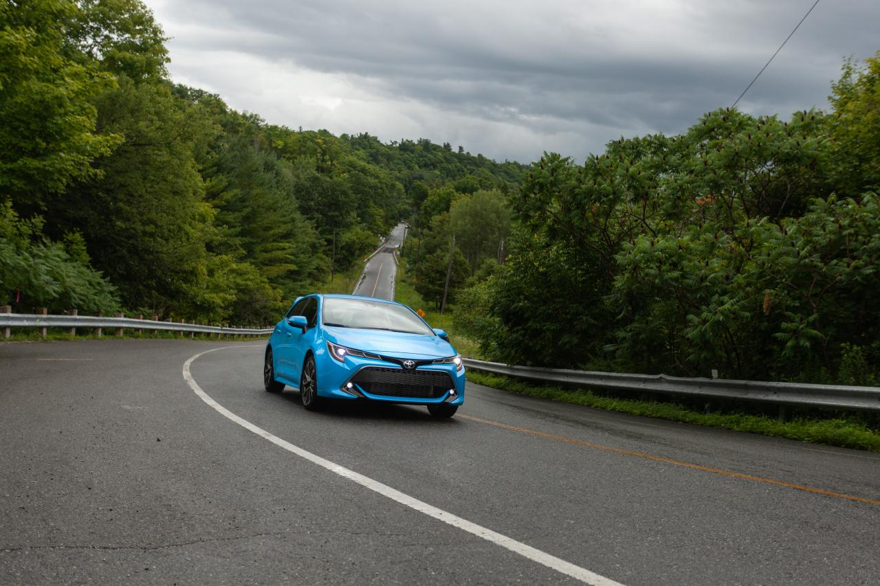 The New 2019 Corolla Hatchback at OpenRoad Toyota