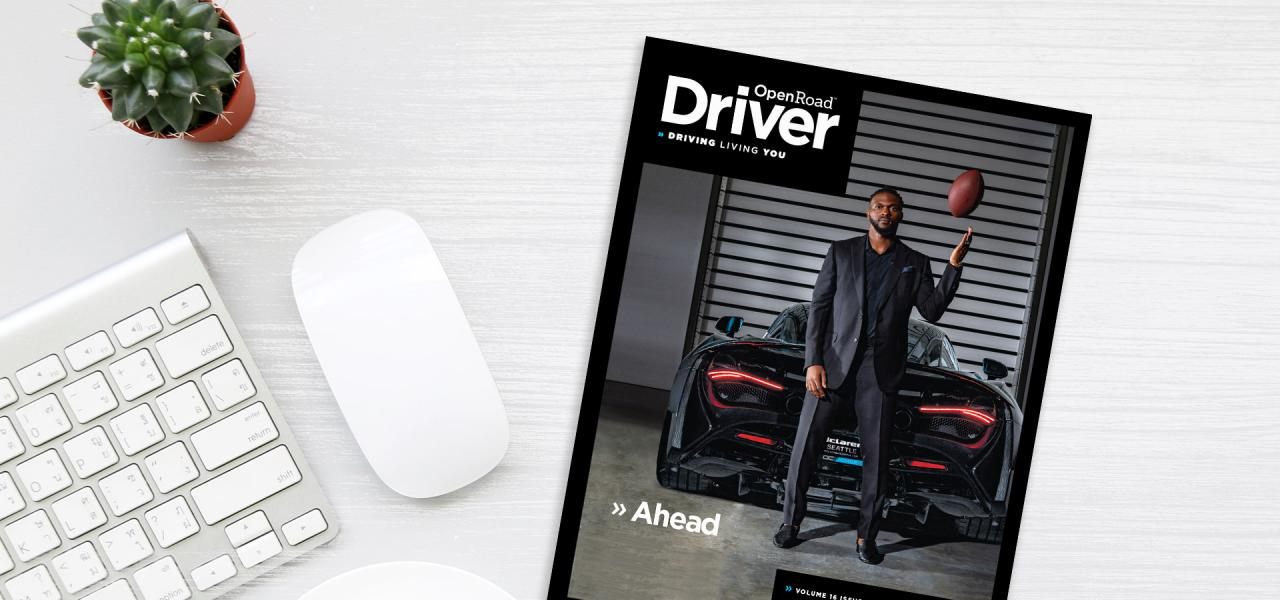 OpenRoad Driver Magazine 2019