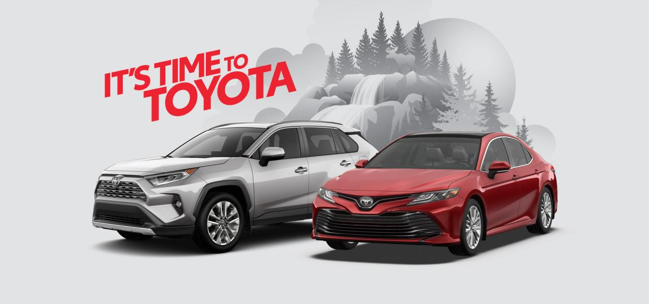 It's Time To Toyota! At OpenRoad Toyota Richmond