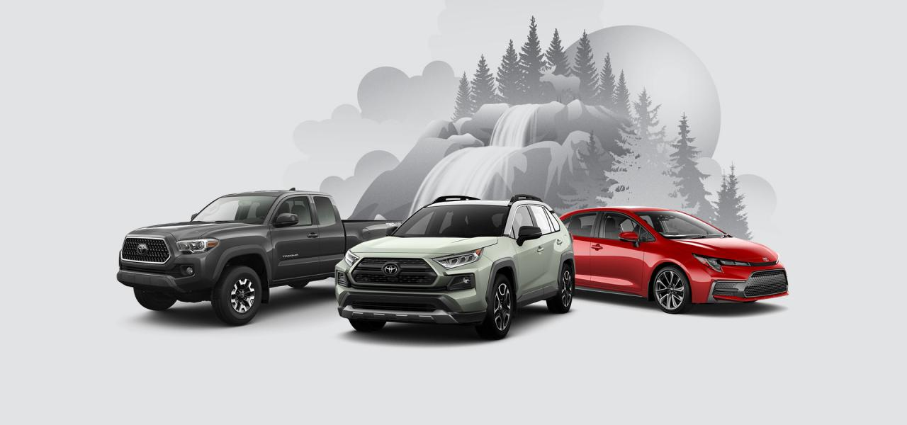 Don't Pay For 6 Months When Financing Almost All New Toyotas