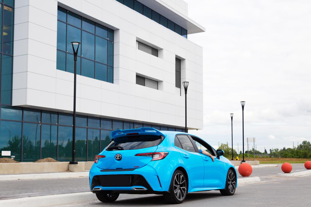 The New 2019 Corolla Hatchback Gallery 1