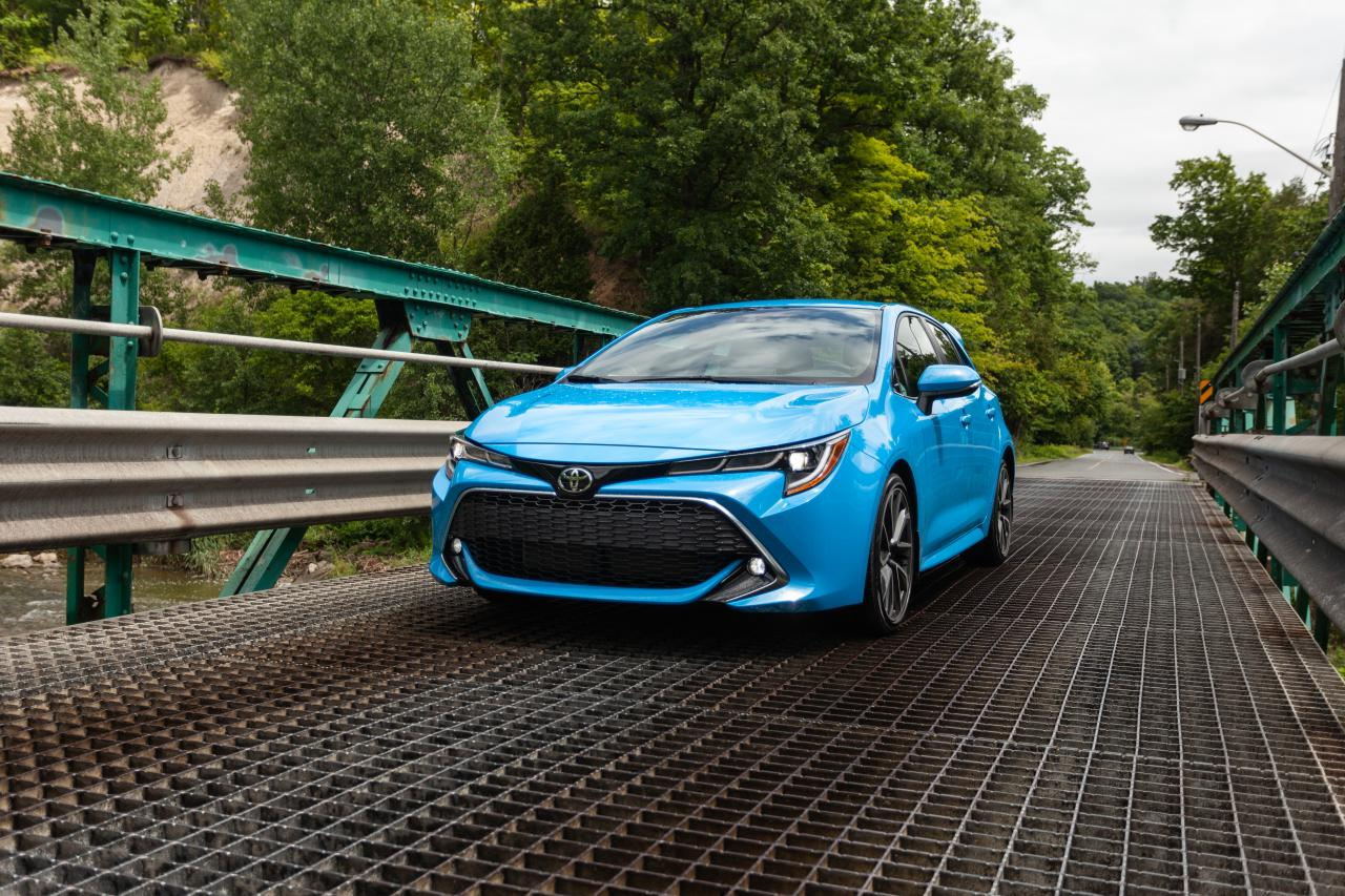 The New 2019 Corolla Hatchback Gallery 5