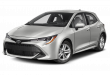 2020 Toyota Corolla Hatchback Manual