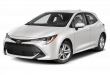 2021 Toyota Corolla Hatchback Manual