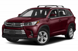 2019 Toyota Highlander AWD Limited