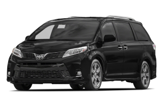 2018 Toyota Sienna 8-Passenger FWD LE