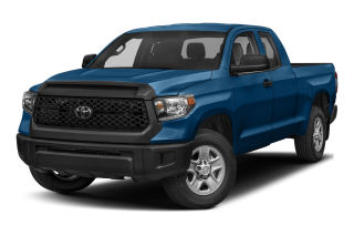 2018 Toyota Tundra 4x2 Double Cab Long 5.7L SR5 Plus