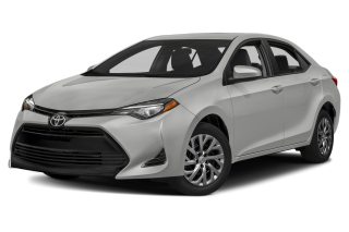 2019 Toyota Corolla Manual CE