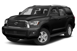 2019 Toyota Sequoia 4WD 5.7L TRD Sport