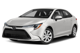 2021 Toyota Corolla Manual L