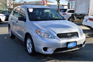 2005 Toyota Matrix 5-door FWD 4A