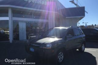 2009 Hyundai Tucson GL at