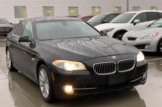 2012 BMW 5 Series 528i xDrive
